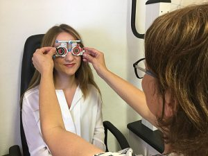 Brillenglasbestimmung