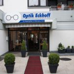 Möhnesee Optik Eckhoff Eingang
