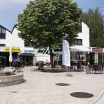 Möhnesee Optik Eckhoff Blick vom Marktplatz